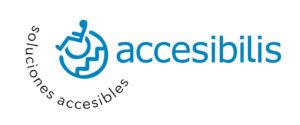 Accesibilis Logo Claim Fondo Blanco