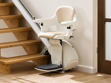 silla salvaescaleras homeglide