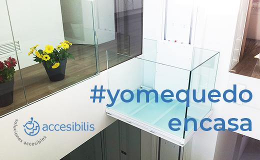 #yomequedoencasaaccesibilis