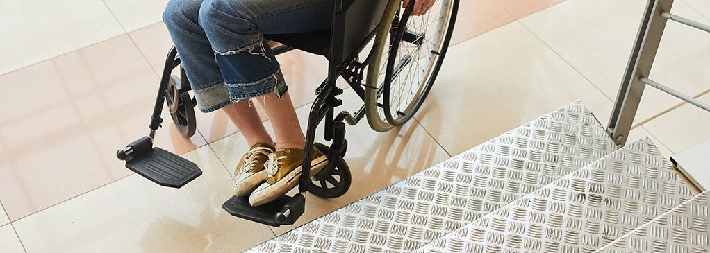 silla mecánica para escaleras