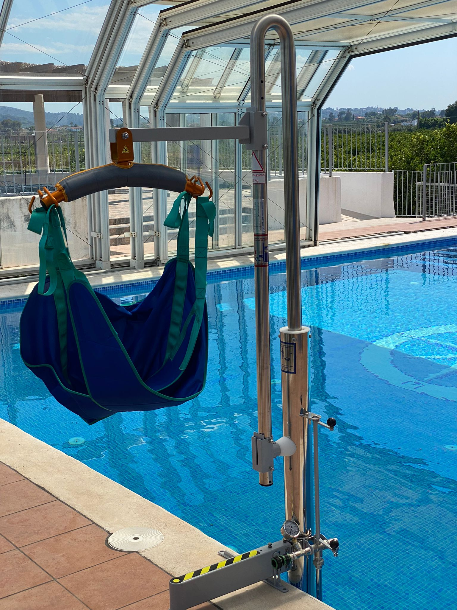 Elevadores acuáticos Accesibilis